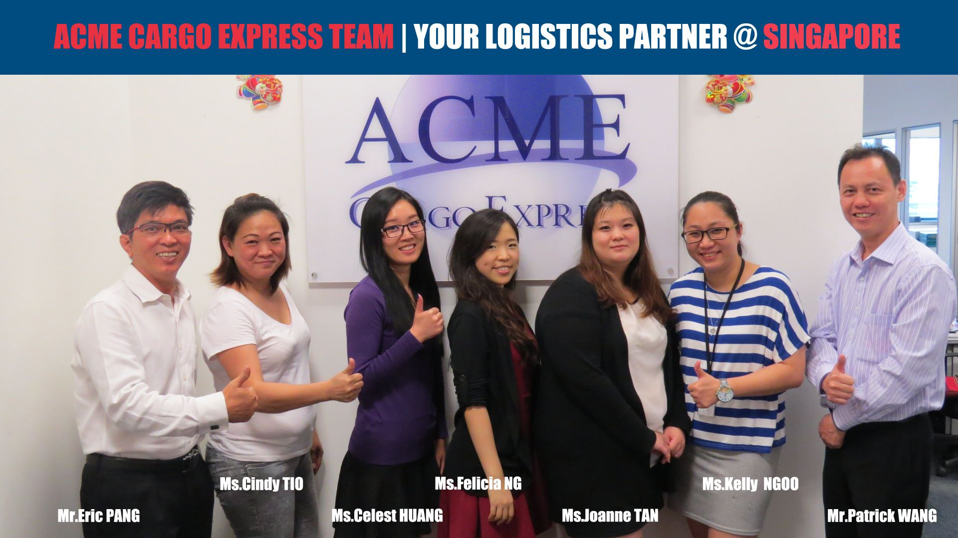 Freight Forwarders Family Worldwide Agents Network - 3F